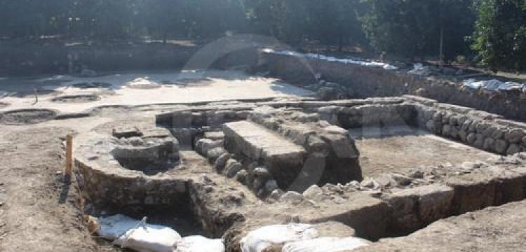 Arsuz'da yer altında kilise bulundu