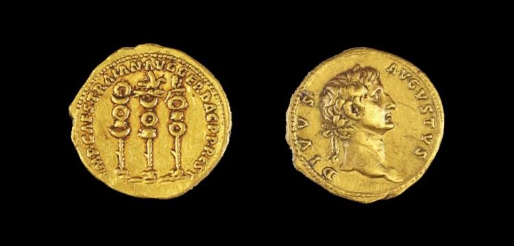 İsrail'de 2 bin yıllık nadir sikke bulundu