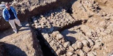 Kudüste 7 bin yıllık ev kalıntıları bulundu