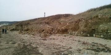 Keşanda Ortaçağdan kalan yerleşim alanı yok oluyor