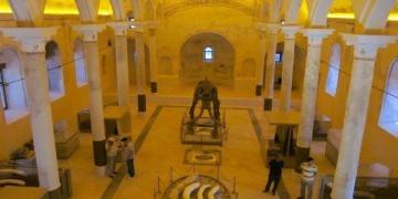 Burdurda Doğa Tarihi Müzesi açıldı