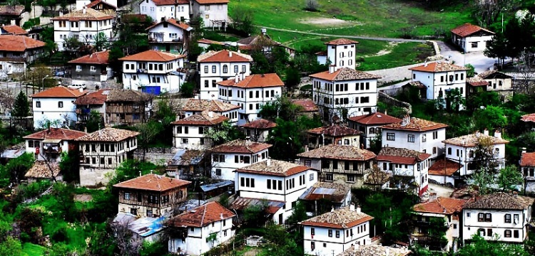 Safranbolu Şehri (Karabük)