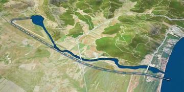 Antik Kanal Projesi ile Efes deniz ile buluşacak