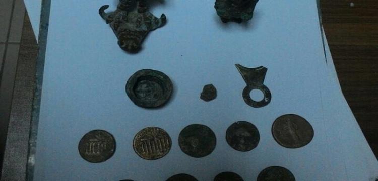 Tokat'ta tarihi eser kaçakçılığı