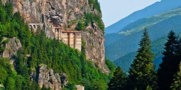 Sümela Manastırı restorasyon projesi