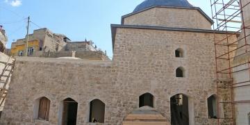 Siirtteki asırlık camiler restore ediliyor