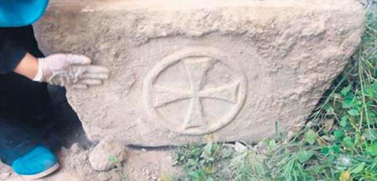 Gazze'de Bizans kilisesi kalıntıları bulundu