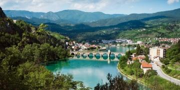 Mimar Sinanın Bosnadaki imzası: Drina Köprüsü