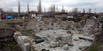 Sebastapolis Antik Kentin Sakinleri Hem Mutlu Hem Sıkıntılı