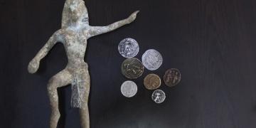 Samsunda tarihi eser kaçakçılığı iddiası