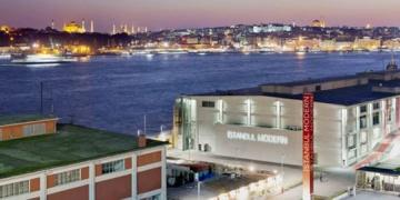 İstanbul Modern Dr. Yilmaz Dziewioru ağırladı