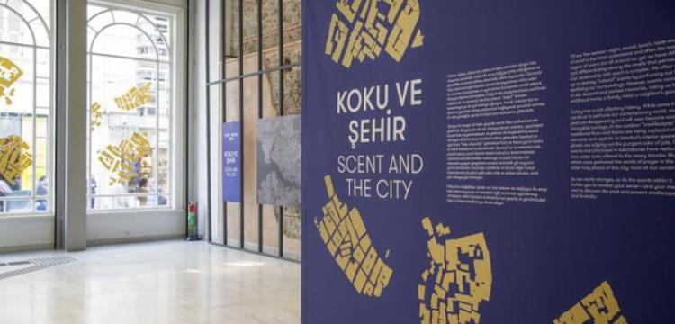 ANAMED'den Koku ve Şehir sergisi