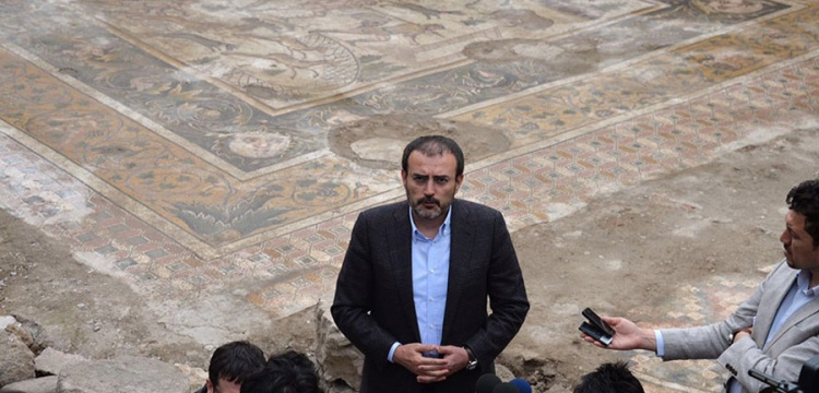 Germanicia Mozaikleri İçin Kamulaştırma Hızlanacak