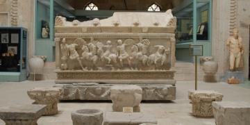 Türkiyedeki müzelerde toplam kaç tarihi eser var?