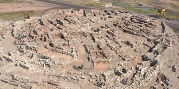 Kütahya Seyitömer Höyük Kazıları