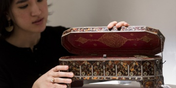 Nadir Osmanlı eserleri Londrada satılacak