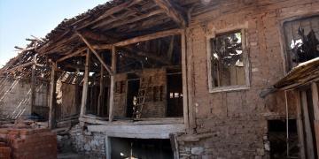 Manisada 300 yıllık hanın restorasyonuna başlandı