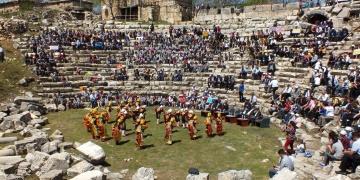 Silifke Antik Tiyatroda turizm haftası