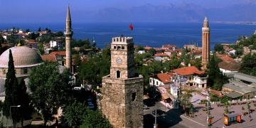 Antalya Turizmi yılın ilk 3 ayına yüzde 25 turist artışıyla girdi