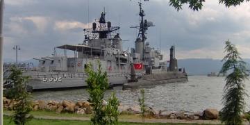 Kocaeli TCG Gayret Gemisi Müzesi