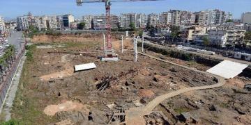Antalya Doğu Garajı Kazıları ve Buluntuları