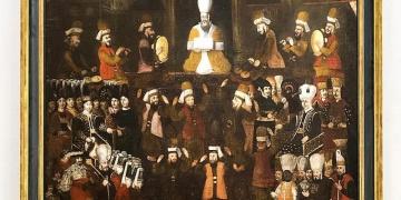 Kültür Bakanlığı müzayededen tablo aldı