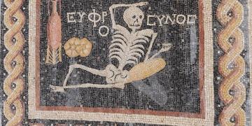Hatayda bulunan Mozaik yanlış yorumlanmış