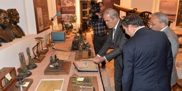 Tarihi hamam eğitim müzesi oldu