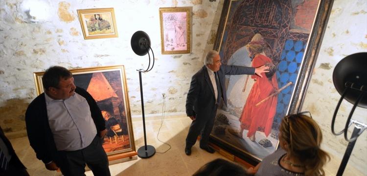 TÜRSAB'dan Osman Hamdi Bey Konağı Müzesi'ne ziyaret