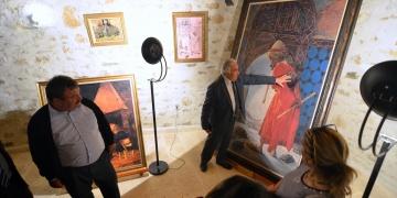 TÜRSABdan Osman Hamdi Bey Konağı Müzesine ziyaret