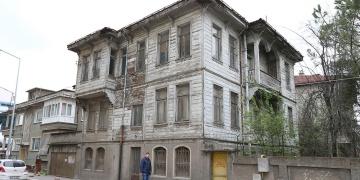 Sakaryada Tarihi Alicanlar Konağı restore edilecek