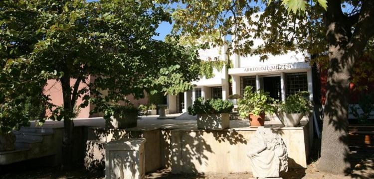 Çanakkale'deki eski arkeoloji müzesinin binası kütüphane olacak