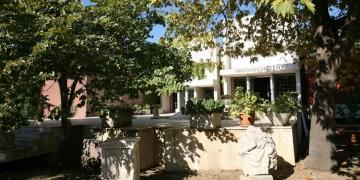 Çanakkaledeki eski arkeoloji müzesinin binası kütüphane olacak