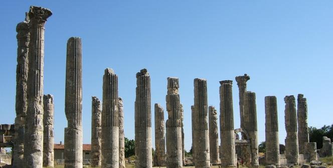 Uzuncaburç Diocaesarea antik kenti