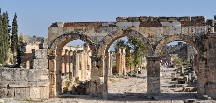 Denizli Pamukkale - Hierapolis Örenyeri