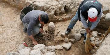 5 bin yıllık iskelete ait DNA örneği bulundu