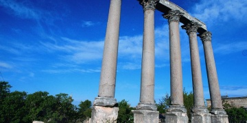Mersin Silifke Uzuncaburç - Diokaesareia Antik Kenti