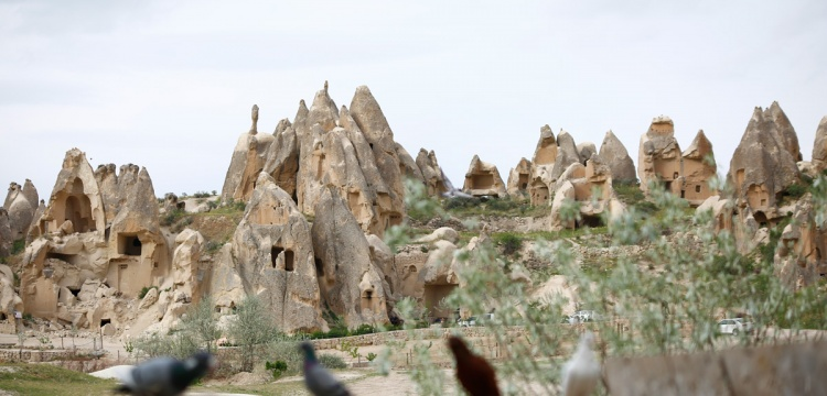 Nevşehir Göreme Milli Parkı ve Kapadokya