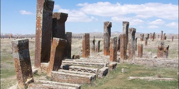 Ahlat Eski Yerleşimi ve Mezar Taşları Bitlis