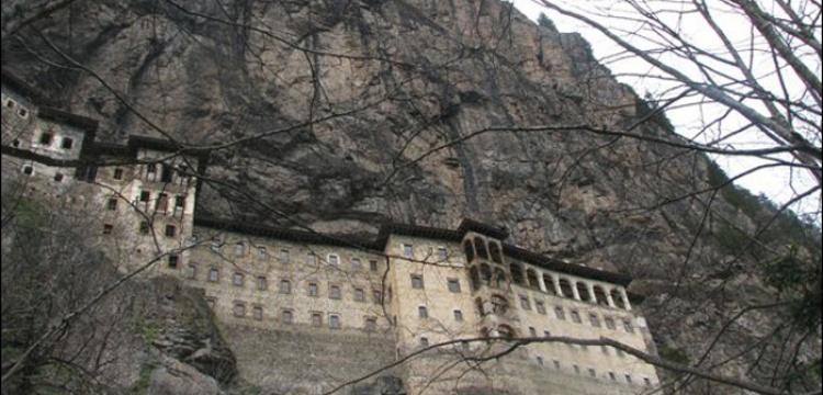 Trabzon Milletvekili Ahmet Kaya sordu: Sümela'nın hazinesi nerede?