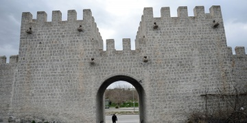 Malatya Kalesl Surları restore edildi