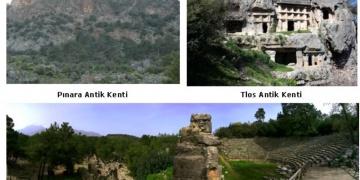 Likya Uygarlığı Antik Kentleri (Antalya ve Muğla)