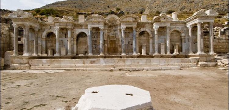Sagalassos Antik Kenti (Burdur)