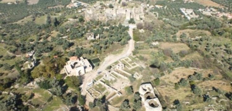 BeÇİn Kalesİnde 2018 yılı arkeolojİ kazıları tamamlandı