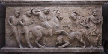 Hekatomnos Anıt Mezarı Ve Kutsal Alanı (Muğla)