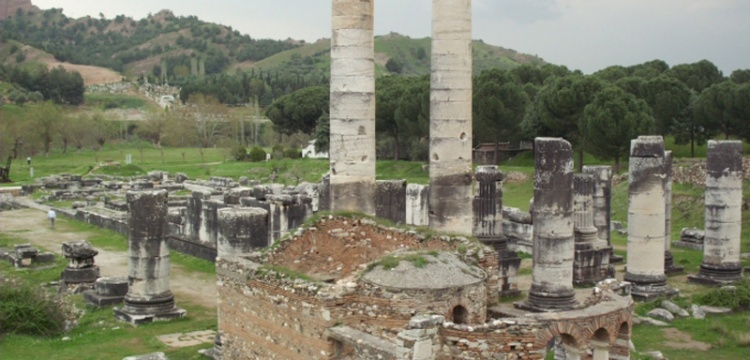 Sardesli sponsor Flavius Manionius eşsiz takı restore ettirmiş