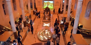 Burdurda 2,5 milyon yıllık fosiller ziyaretçilerini bekliyor
