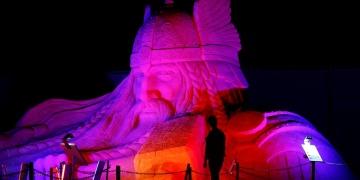 10. Uluslararası Kum Heykel Festivali teması: Mitoloji