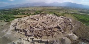 Vana Urartu müzesi kuruluyor