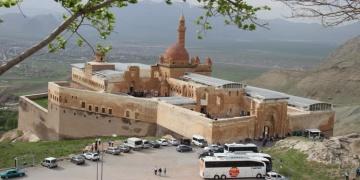 Topkapı Sarayından sonra ikinci büyük saray